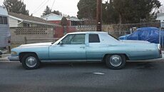 1976 Cadillac De Ville for sale 100840821