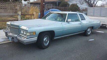 1976 Cadillac De Ville Clics for Sale - Clics on Autotrader