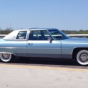 1976 Cadillac De Ville for sale 100854135