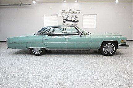1976 Cadillac De Ville for sale 100884161