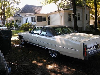 1976 Cadillac De Ville Fleetwood Edition for sale 100890626