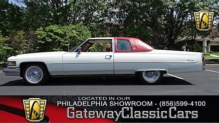 1976 Cadillac De Ville for sale 100894461