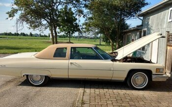 1976 Cadillac De Ville for sale 100911562