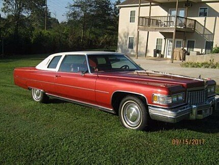 1976 Cadillac De Ville for sale 100914004