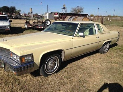 1976 Cadillac De Ville for sale 100940533