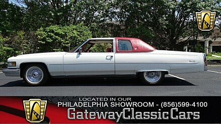 1976 Cadillac De Ville for sale 100964384
