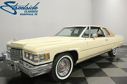 1976 Cadillac De Ville for sale 100980843