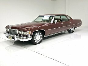1976 Cadillac De Ville for sale 101018456