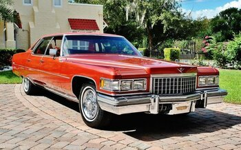 1976 Cadillac De Ville for sale 101046800