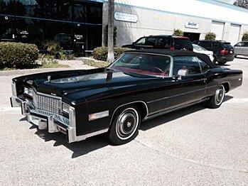 1976 Cadillac Eldorado for sale 100736335