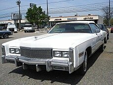 1976 Cadillac Eldorado for sale 100818500