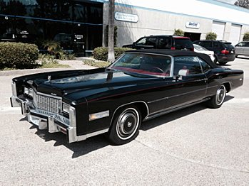 1976 Cadillac Eldorado for sale 100736335