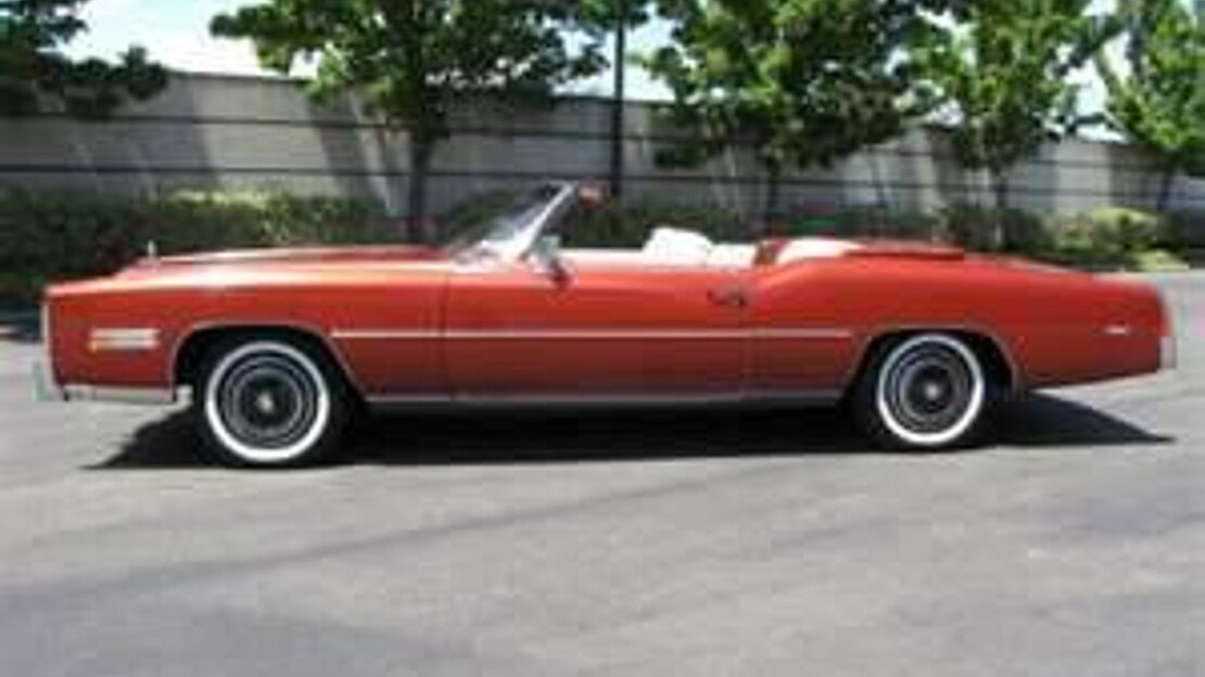 1976 Cadillac Eldorado for sale 100767548