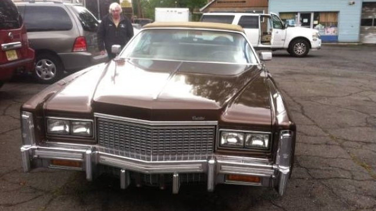 1976 Cadillac Eldorado for sale 100889429
