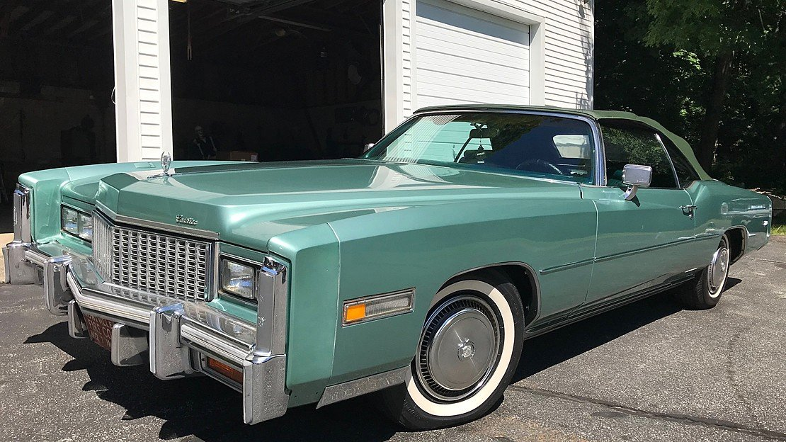 1976 Cadillac Eldorado Convertible for sale 101025539