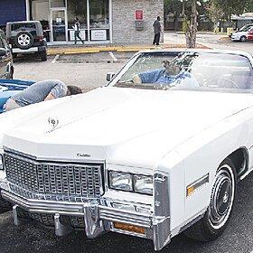 1976 Cadillac Eldorado for sale 100730833