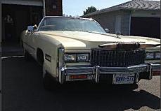 1976 Cadillac Eldorado for sale 100791557