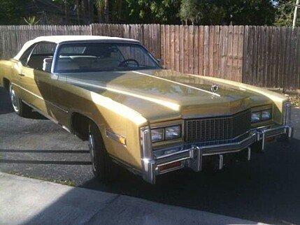 1976 Cadillac Eldorado for sale 100829556