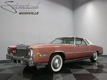 1976 Cadillac Eldorado for sale 100842454