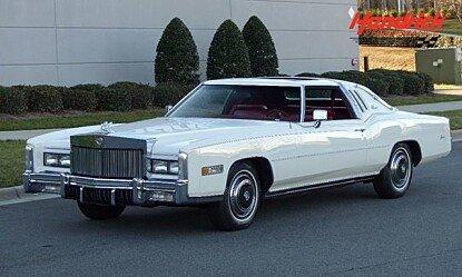 1976 Cadillac Eldorado for sale 100844204