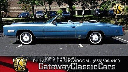 1976 Cadillac Eldorado for sale 100881233