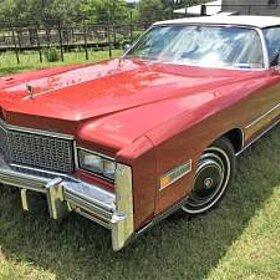 1976 Cadillac Eldorado for sale 100882548