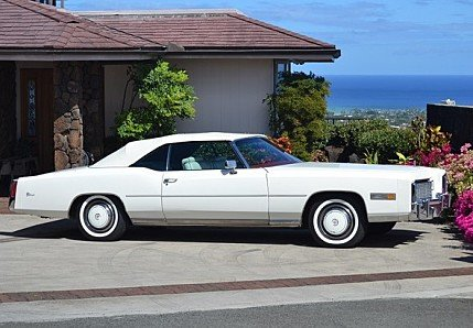 1976 Cadillac Eldorado for sale 100883384