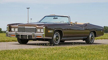 1976 Cadillac Eldorado for sale 100886471