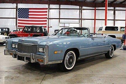 1976 Cadillac Eldorado for sale 100900190