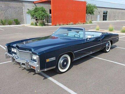 1976 Cadillac Eldorado for sale 100906554