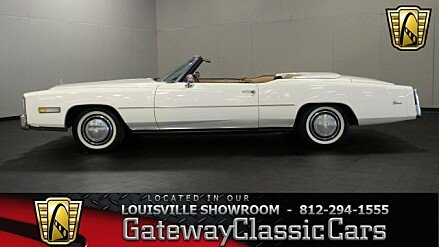 1976 Cadillac Eldorado for sale 100920512