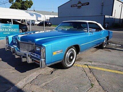 1976 Cadillac Eldorado for sale 100922961