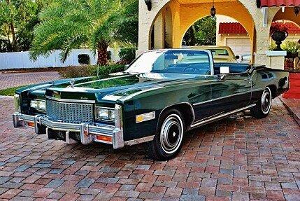 1976 Cadillac Eldorado for sale 100947791