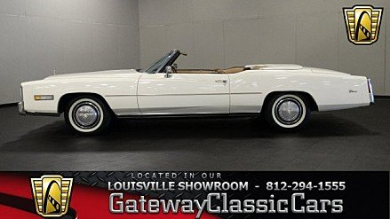 1976 Cadillac Eldorado for sale 100948779