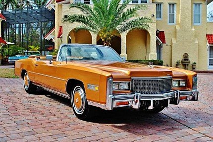 1976 Cadillac Eldorado for sale 100955301