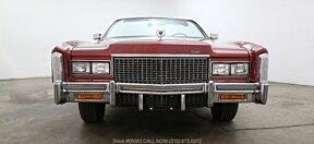 1976 Cadillac Eldorado for sale 100965876