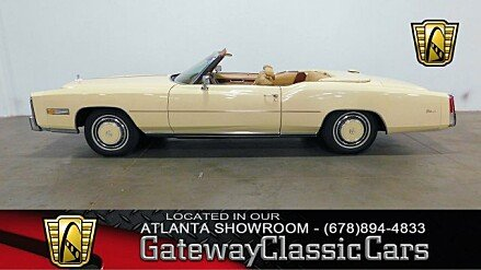 1976 Cadillac Eldorado for sale 100976281