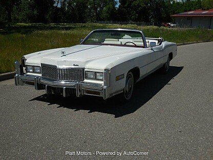 1976 Cadillac Eldorado for sale 100978810
