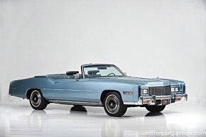 1976 Cadillac Eldorado for sale 100981168