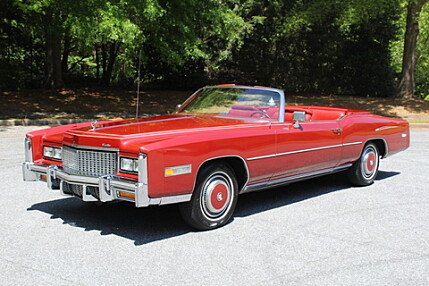 1976 Cadillac Eldorado for sale 100982538