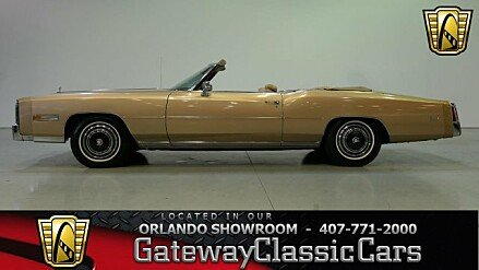 1976 Cadillac Eldorado for sale 100984349