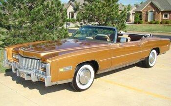 1976 Cadillac Eldorado Biarritz Convertible for sale 100987555