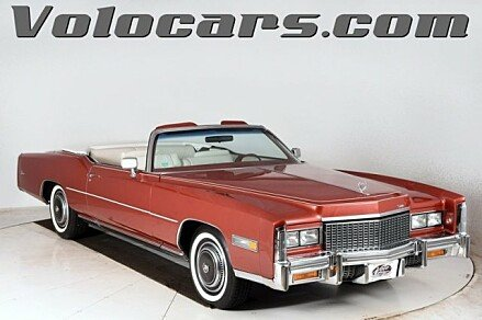 1976 Cadillac Eldorado for sale 100994266