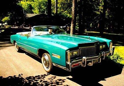 1976 Cadillac Eldorado for sale 101001667