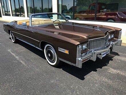 1976 Cadillac Eldorado for sale 101005837