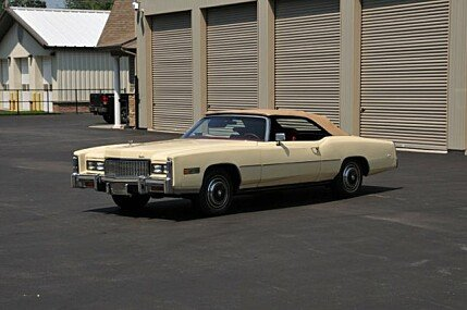 1976 Cadillac Eldorado for sale 101021180