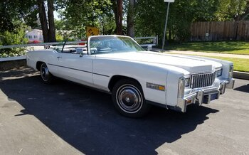 1976 Cadillac Eldorado Convertible for sale 101030948