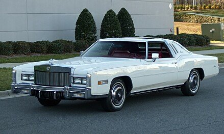 1976 Cadillac Eldorado for sale 101031140