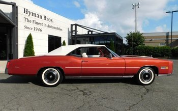 1976 Cadillac Eldorado Convertible for sale 101034294