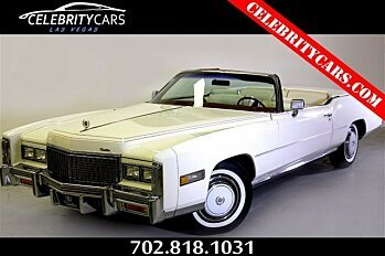 1976 Cadillac Fleetwood for sale 100734224